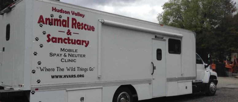 37 Ft. USED Spay-Neuter Unit 2003