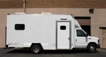 26 Ft. Mobile Veterinary Clinic - AVAILABLE SOON