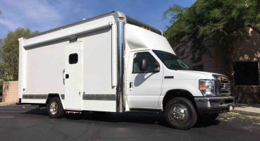26 Mobile Medical Clinic - AVAILABLE SOON