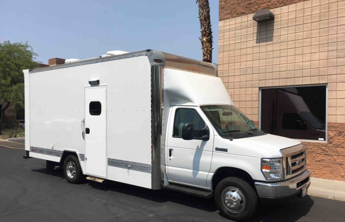 NEW 26 Ft. Mobile Veterinary Unit - AVAILABLE NOW