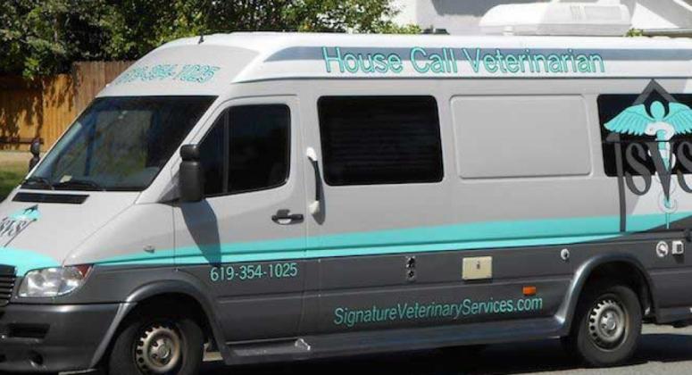 Mobile Vet Unit (2003 Sprinter)
