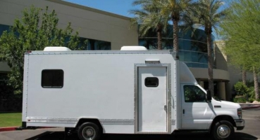 26 Ft. Mobile Spay-Neuter Clinic - AVAILABLE SOON